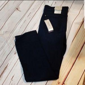 NWT NYDJ Dark wash Blue Jeans